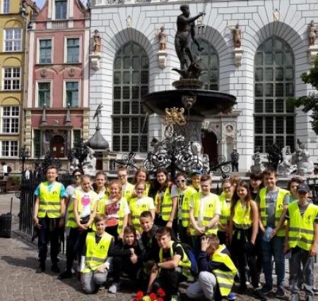 Klasy V na wycieczce w Gdańsku - 24-05-2019