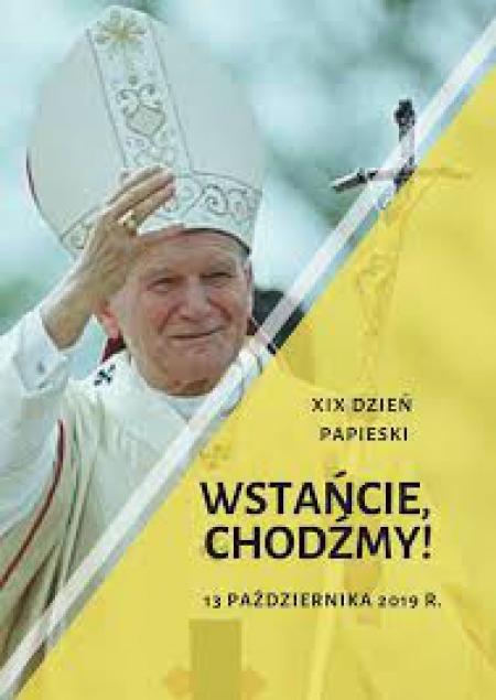 Dzień papieski w SP8