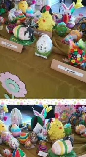 Sukces naszych uczniów w Miejskim Konkursie ''Pisanka Wielkanocna''