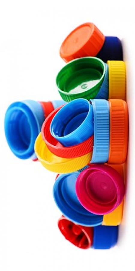 Wyniki zbiórki plastikowych nakrętek