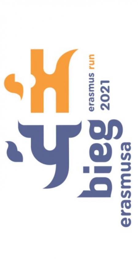 Bieg Erasmusa - udział naszych uczniów