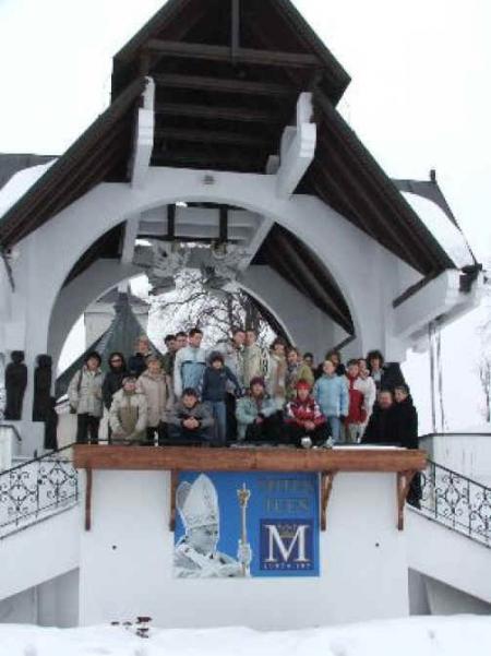 Kronika Chojnickiej Pielgrzymki po Papieskiej Piuskę 17-20 marca 2006r.